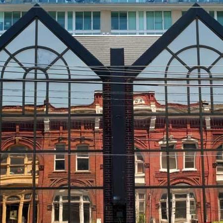 Fenster Spiegelfolie für Innen