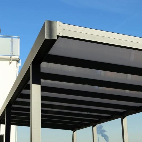 Sonnenschutzfolie für Kunststoffflächen